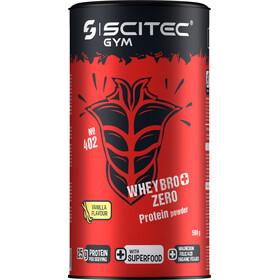 SCITEC Whey Bro+ Zero Proteïne Poeder 500g, Vanilla